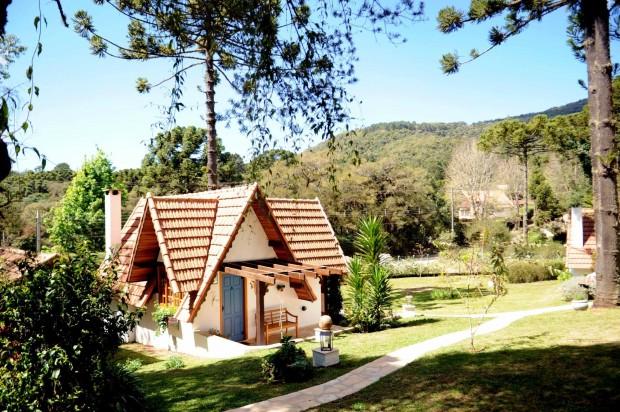 Provence, em Monte Verde, tem decoração e detalhes provençais e um bistrô de alta gastronomia